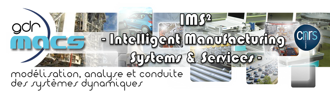 IMS² Workgroup GDR MACS